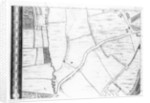 A Map of The King's Road, London by John Rocque