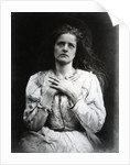 So now I think my time is near by Julia Margaret Cameron