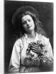 For I'm to be Queen of the May, Mother by Julia Margaret Cameron