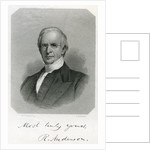 Rufus Anderson by Henry Peters Gray