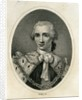 John Stuart, 3rd Earl of Bute, engraved by William Ridley by Allan Ramsay