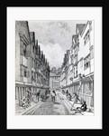 Winchester Street, London Wall by John Thomas Smith