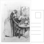 Married for Love by Sir John Everett Millais