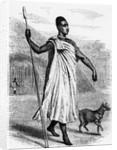 Muteesa I of Buganda by English School