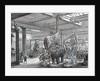 The Mammalia Saloon by English School