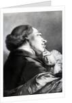 Man in Profile by Thomas Frye