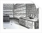 Bookshop by German School