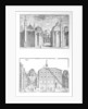 Streets and mosques of Constantinople by Melchior Lorck