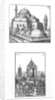 The Atik Ali Pasha mosque and a cemetery in Constantinople by Melchior Lorck