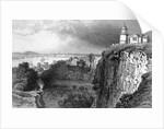 Purfleet, Essex, engraved by John Rogers by William Henry Bartlett