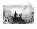 Southend Terrace, Essex by William Henry Bartlett
