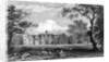 Gosfield Hall, Essex by William Henry Bartlett