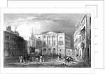 The Shire Hall, Chelmsford, Essex by William Henry Bartlett