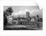 Easton, near Great Dunmow, Essex by Thomas Mann Baynes