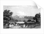 Hallingbury Place, Essex by William Henry Bartlett