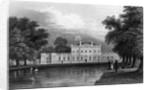 Boreham House, Essex by William Henry Bartlett