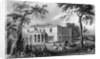 Stisted Hall, near Braintree, Essex by William Henry Bartlett