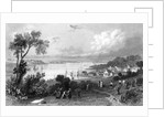 Manningtree, Essex by William Henry Bartlett