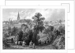 Braintree, Essex by William Henry Bartlett