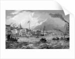 Gravesend, Kent by Thomas Mann Baynes