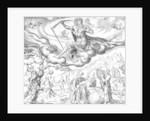 Melancholy by engraved by Harmen Jansz Muller