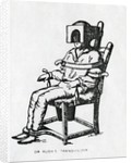 Dr Rush's Tranquilizer Chair by American School