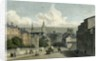 Newcastle from Westgate Hill by William Westall
