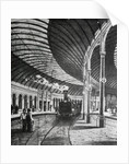 Newcastle Central Station by English School