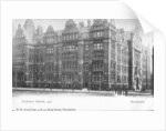The Technical Schools, Manchester by English Photographer
