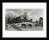 Greta Hall and Keswick Bridge by William Westall