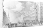 The Trongate of Glasgow by Scottish School