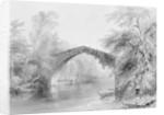 Bridge of Doon by William Henry Bartlett
