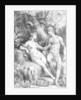The Temptation by Hendrik Goltzius