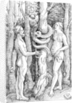 The Fall of Man by Hans Baldung Grien