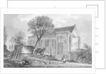 Eltham Palace, Kent by Thomas Mann Baynes