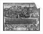Coronation of Dogaressa Morosina Morosini-Grimani by Giacomo Franco