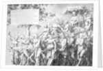 The Triumph of Poverty, drawn by Jan de Bisschop by Hans Holbein The Younger