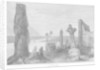 Clonmacnoise by William Henry Bartlett