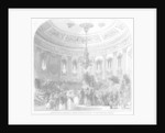Exhibition of the Royal Horticultural Society, at the Rotunda, Dublin by English School