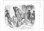 A Scene in St. Giles's by Francois Pierdon
