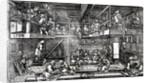 The Schoolroom by Dirk Jacobsz Vellert