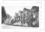 Picturesque houses, Denham, near Uxbridge by English Photographer
