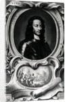 John Hampden by Jacobus Houbraken