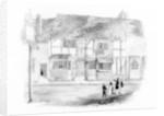 The Birthplace of Shakespeare by John Brandard
