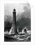 The Proposed New Eddystone Lighthouse by John Greenaway