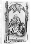 St. Anne with Mary and the Child, c.1465-1500 by Israhel van