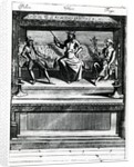 Woden, Thor and Friga by Wenceslaus Hollar