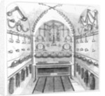 The Fetter-Room at Millbank by English School