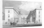 Vintners' Hall, Upper Thames Street by Thomas Hosmer Shepherd