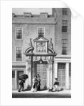 Fishmonger's Hall, Thames Street by Thomas Hosmer Shepherd